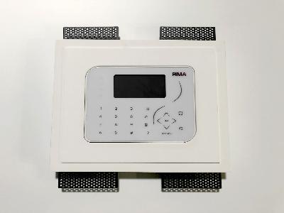 קופסת השקעה ללוח מקשים KLR/KLT 500