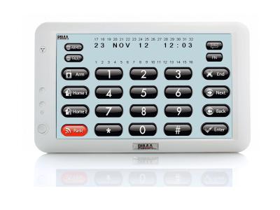 RXN-700 Graphic Keypad
