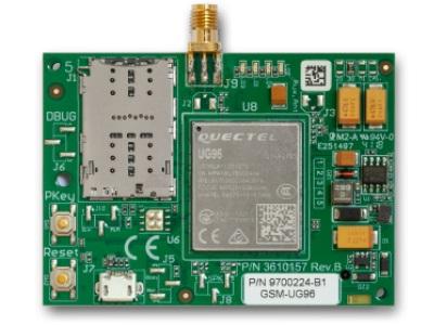 מודול סלולרי דור 3 עם סים כפול CLM302