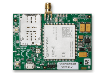 CLM412 dual-SIM 4G cellular transmitter