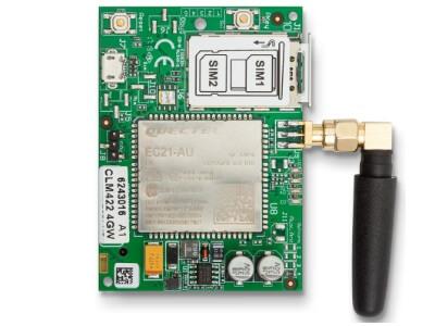 CLV302 dual-SIM 3G cellular transmitter