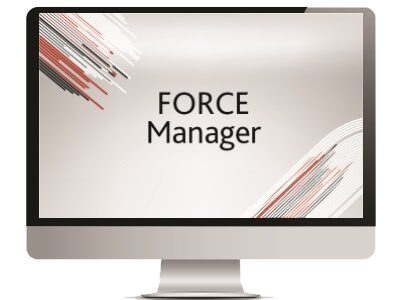 FORCE Manager PC Application
