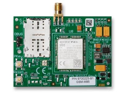GSM512 dual-SIM 2G cellular transmitter
