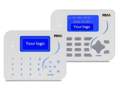 Customized logo for KLT500/KLR500