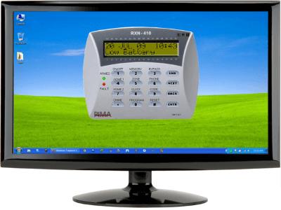 VKD4net Virtual Keypad