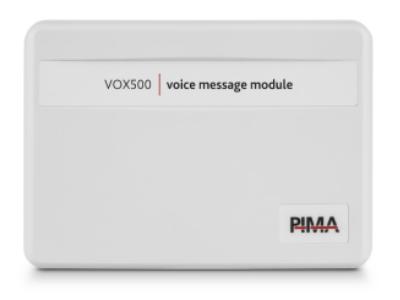מרחיב הודעות קוליות VOX500